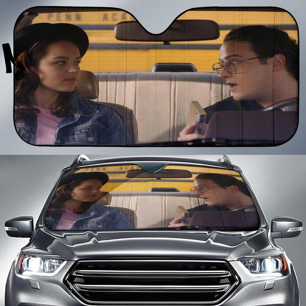 The Goldbergs Car Sunshade