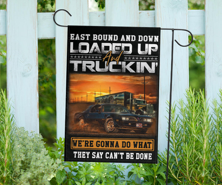 KW TRUCK PERSONALIZED FLAG