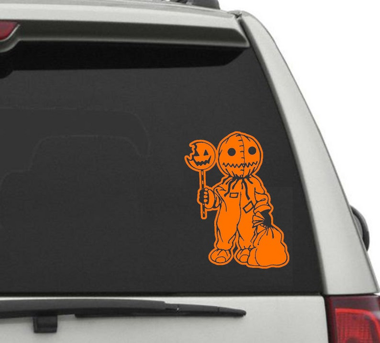 "Trick R Treat ""Sam"" Vinyl Sticker"