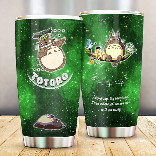 My Neighbor Totoro Tumbler