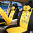 Pikachu Car Seat Covers
