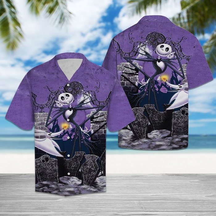 JACK SKELLINGTON G5702 - HAWAII SHIRT