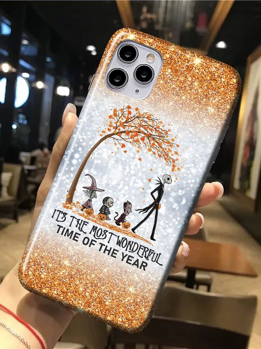 The Halloween Town Is Calling Phone Case 206053