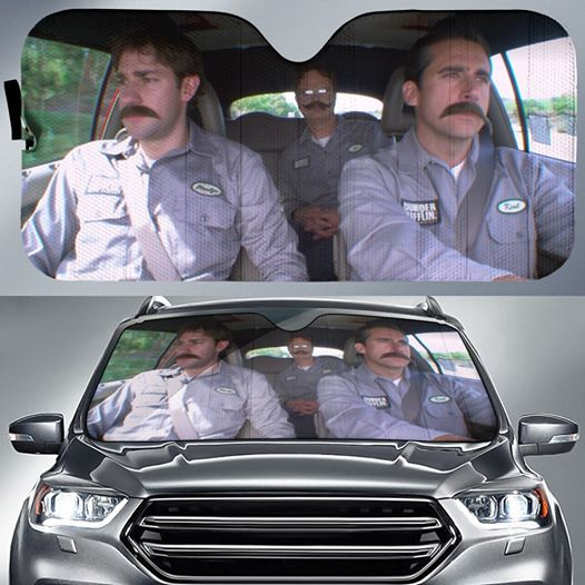 Branch Wars Car Sunshade