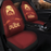 The Big Lebowski Car Seat Covers