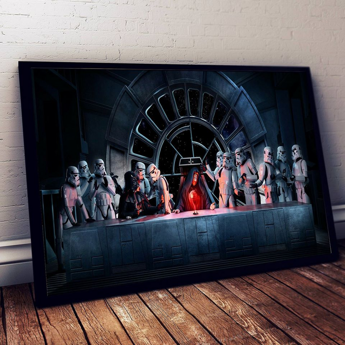 The Last Supper SW Horizontal Poster