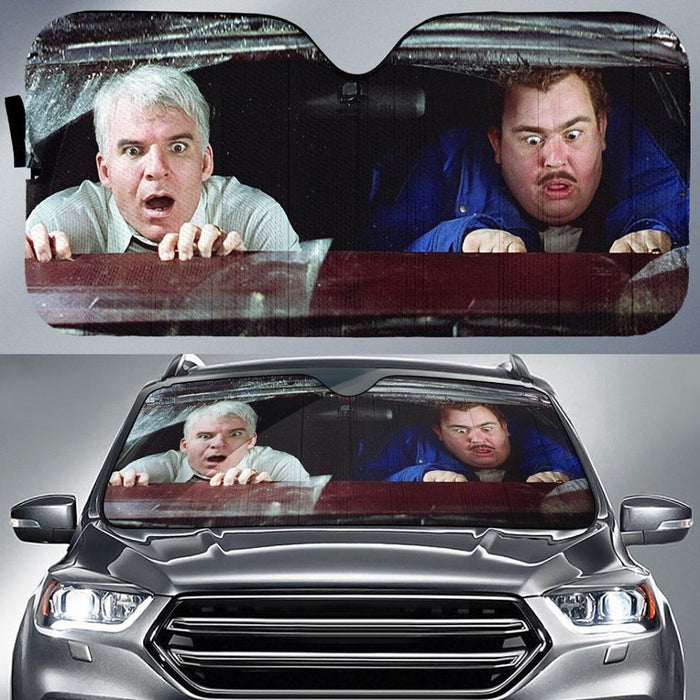 Planes, Trains and Automobiles Car Sunshade