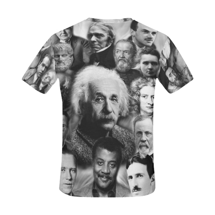 Greatest Scientists Of All Time Shirt