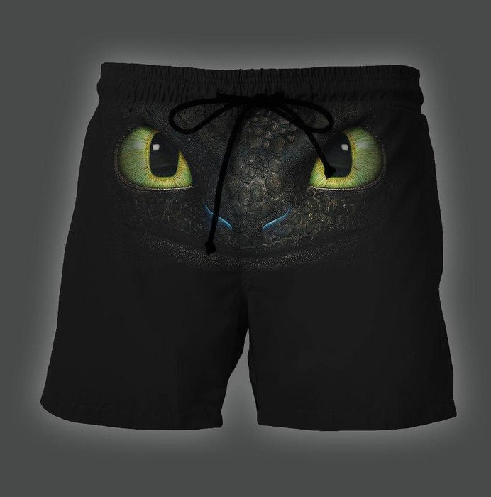 Toothless Shorts