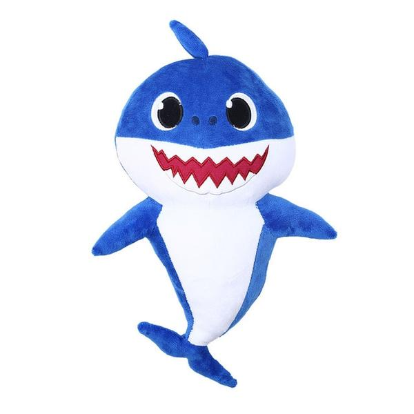 Cartoon Sharks Dolls Toys