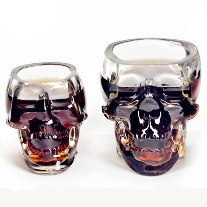 Skull Wine Glass Cup