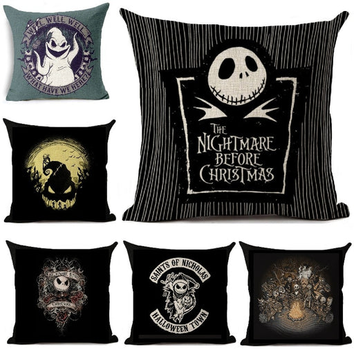 The Nightmare Before Christmas Pillow