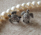 Turtle Cartilage Earring Body Jewelry Earring Post With Back Earrings - BodyDazzle - 1