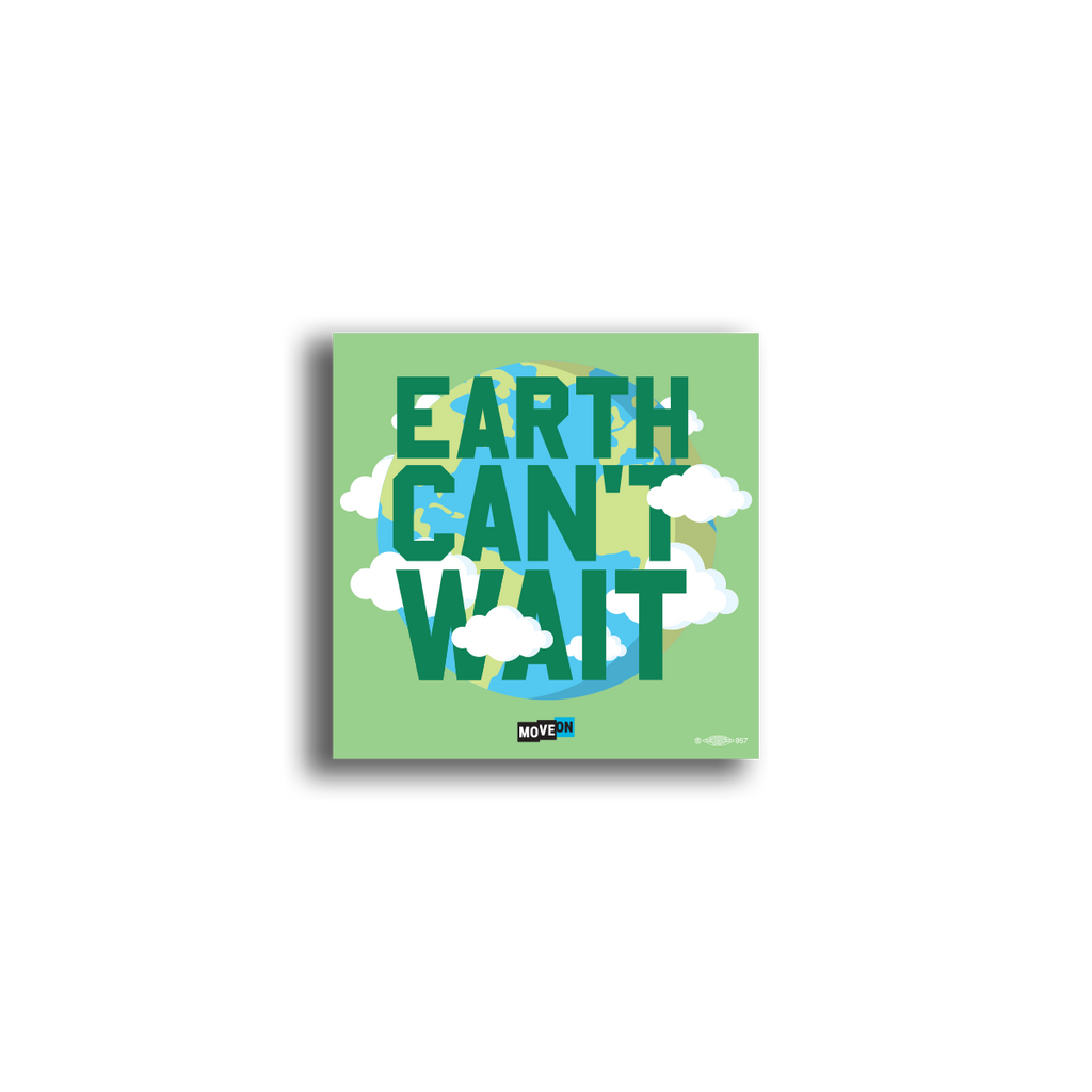 Sticker Packs: Earth Can't Wait