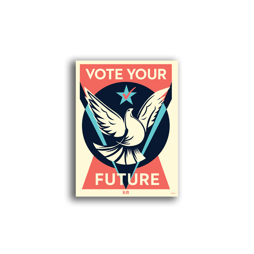 Sticker Packs: Vote Your Future