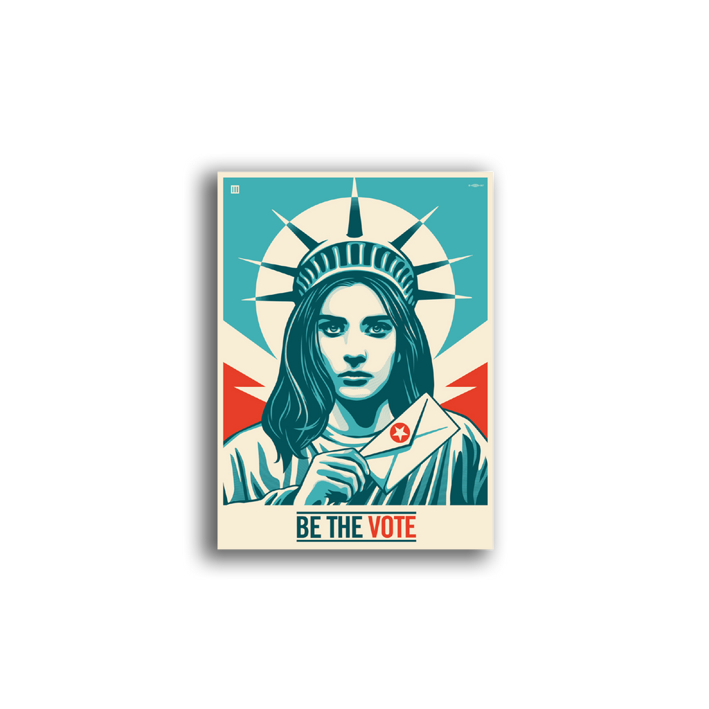 Sticker Packs: Be The Vote
