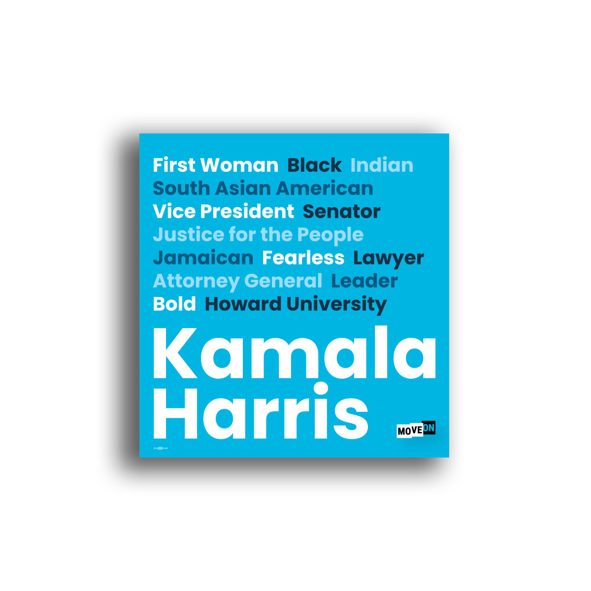 Sticker Packs: Kamala Harris