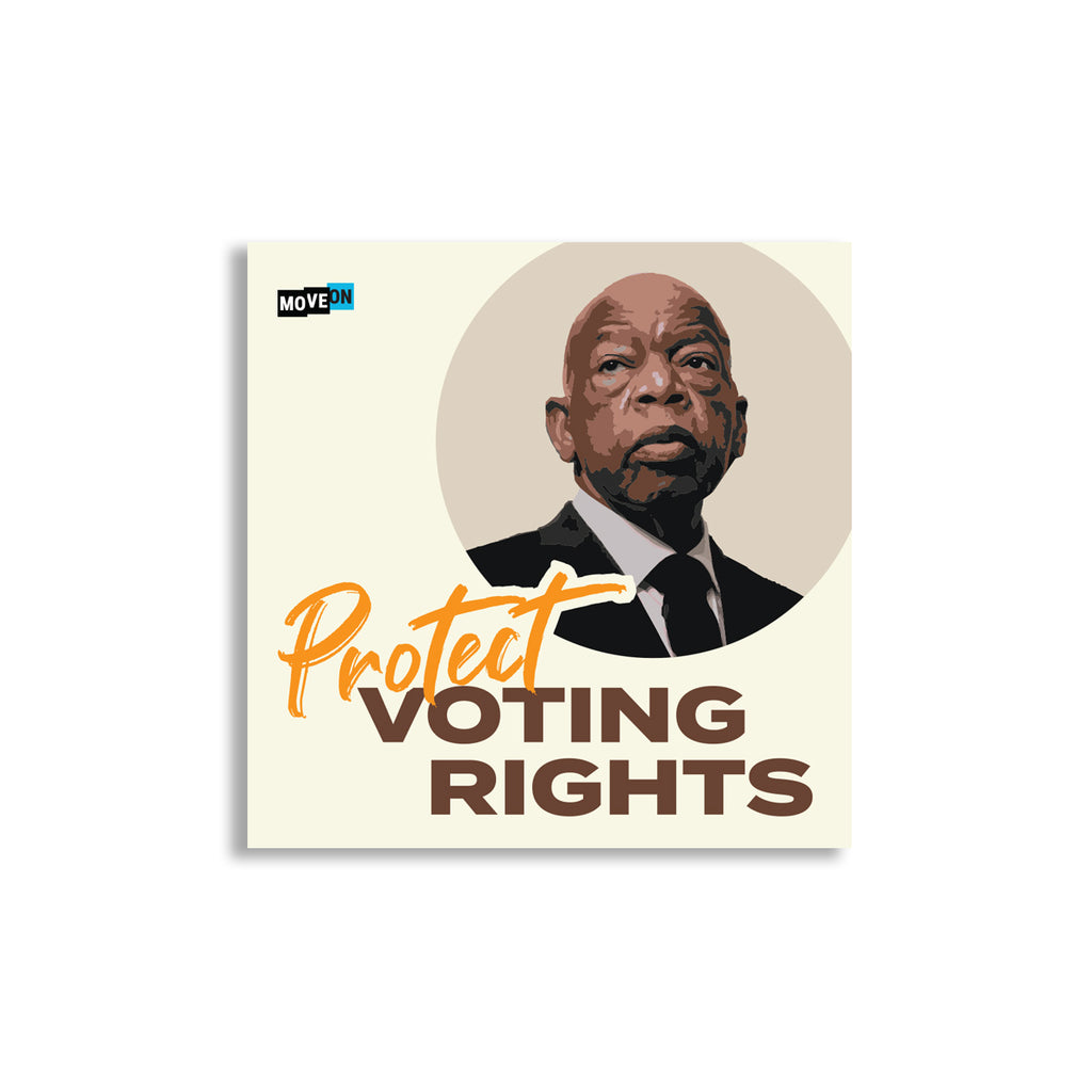 Sticker Packs: Stand With John Lewis