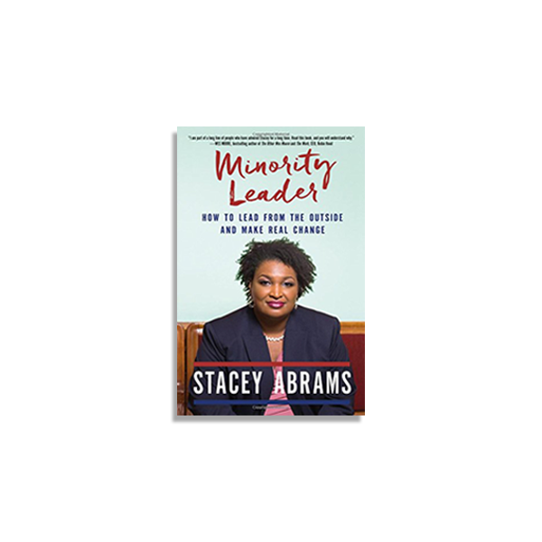Get Stacey Abrams' book and support MoveOn's fight to elect progressive leaders