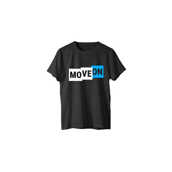 MoveOn T-shirt (Gender-Neutral Fit): People-Powered Progress
