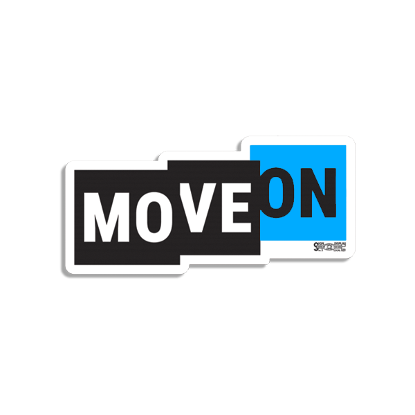MoveOn Sticker Packs