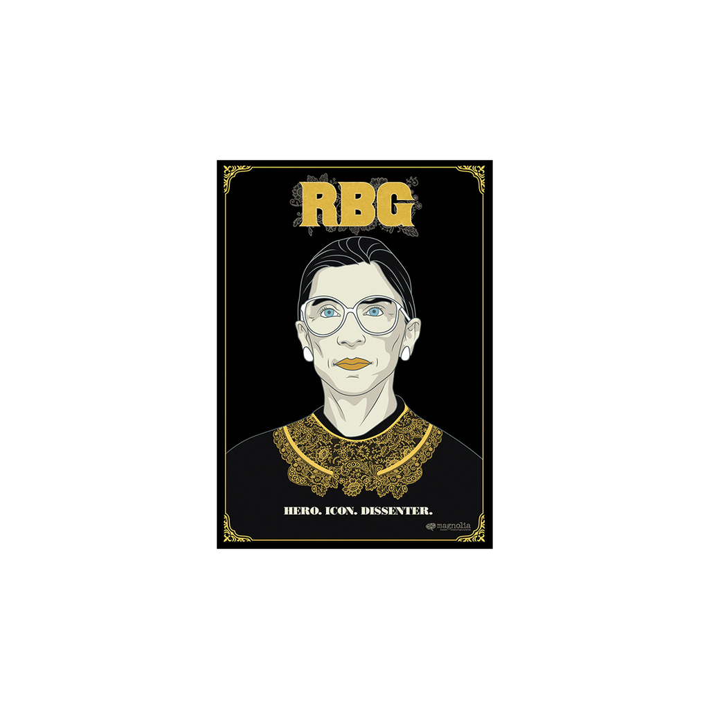 DVD: Get RBG and Power MoveOn's Fight to for Equality and Justice