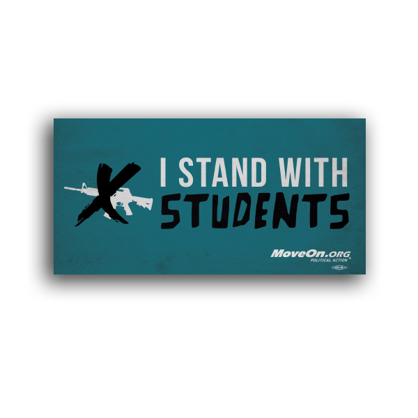 Sticker Packs: I Stand With Students