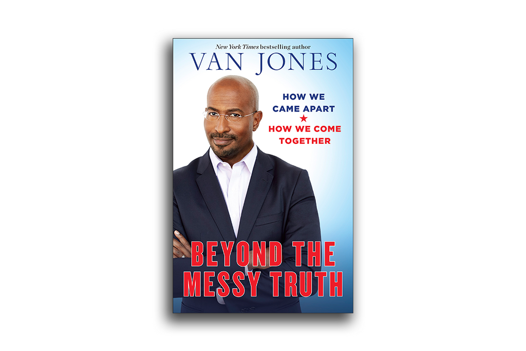 Get Van Jones' New Book and Support MoveOn's Fight for Progressive Change