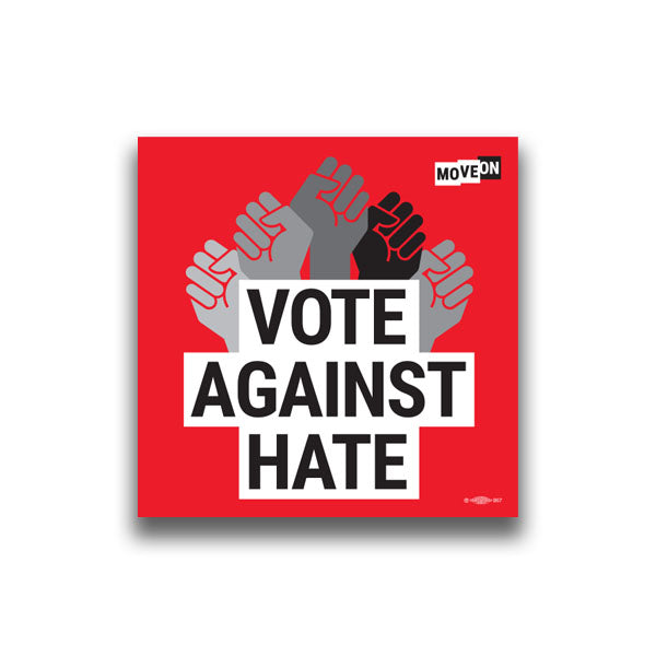 Sticker Packs: Vote Against Hate