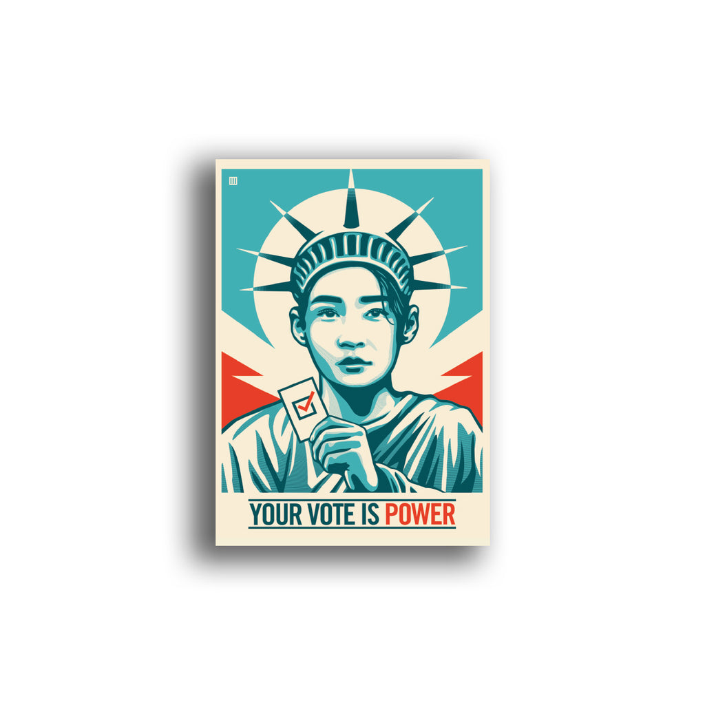 Sticker Packs: Your Vote Is Power
