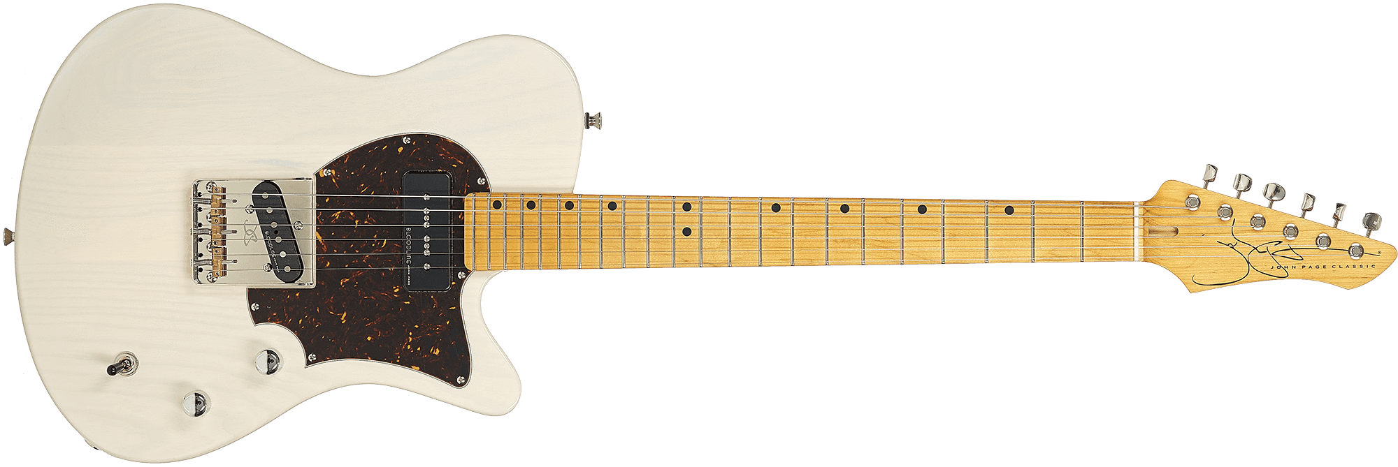 The AJ Special - John Page Classic Guitars