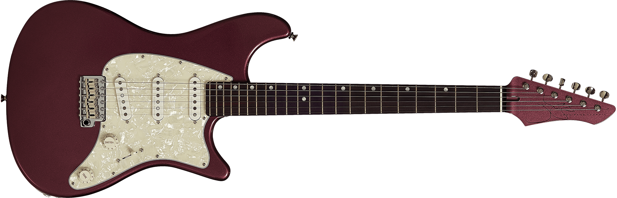 The Ashburn LE - John Page Classic Guitars