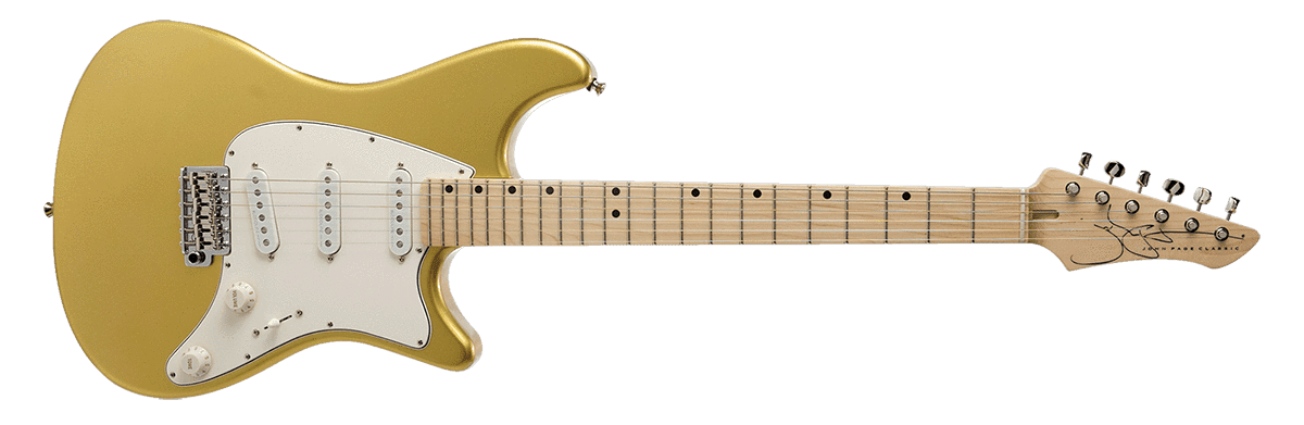 The Ashburn - John Page Classic Guitars