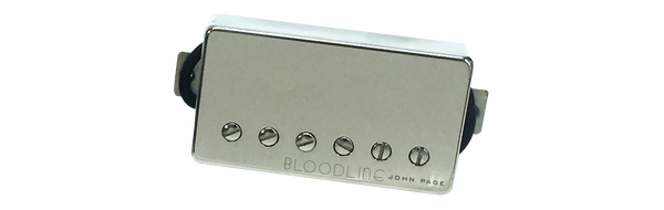 Bloodline® by John Page JP-2 - Bridge - John Page Classic Guitars