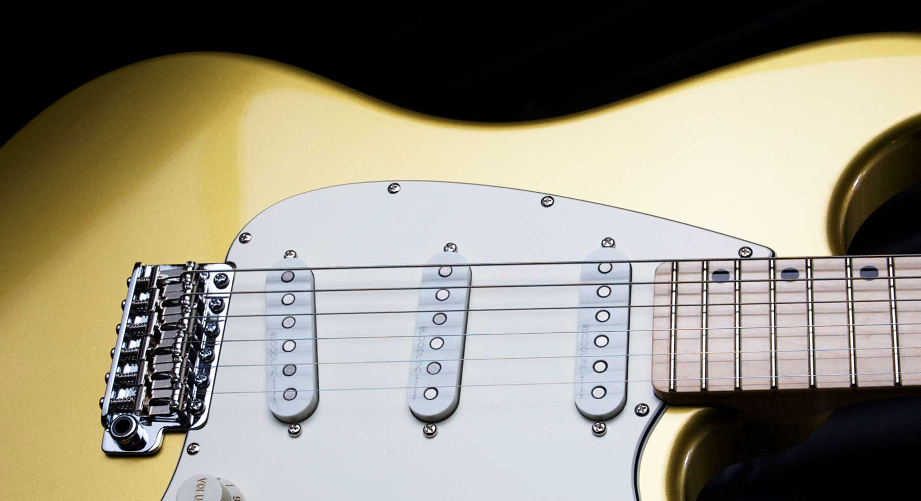 Pickups with Character: Learn how Bloodline by John Page pickups help you get to your creative core.
