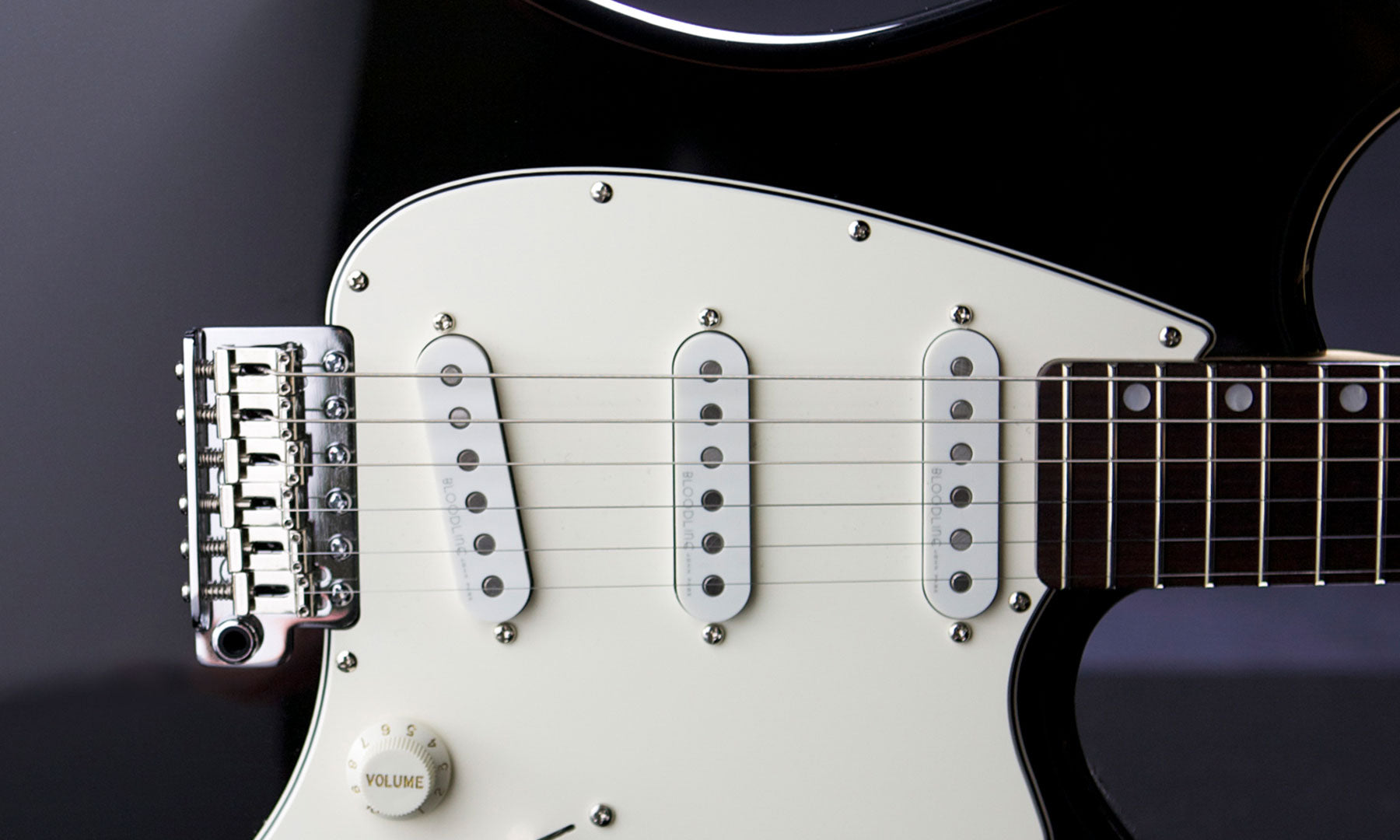 Pickups with Character: Learn how Bloodline® by John Page pickups help you get to your creative core.