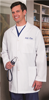 "Men's 34"" Labcoat"