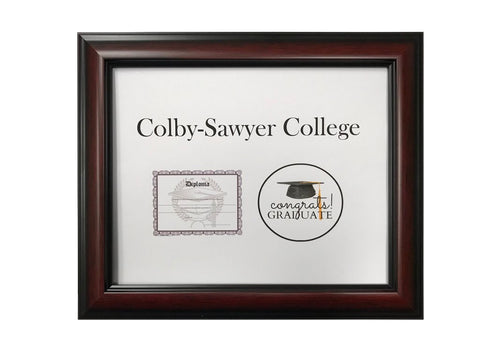 Diploma Frame by Continental Moulding