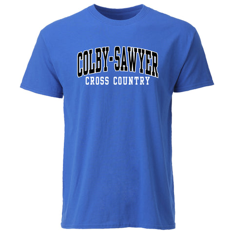 Sports T-Shirt: Cross Country
