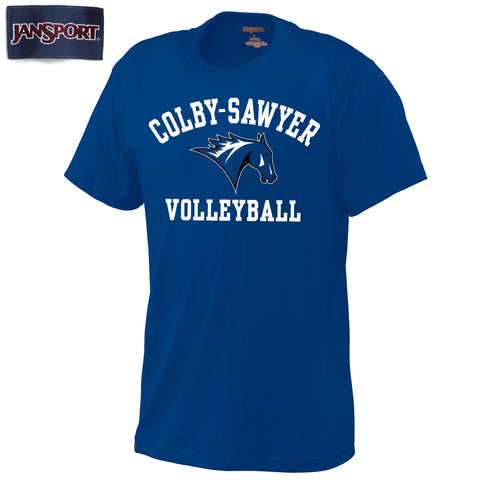 Colby-Sawyer Volleyball T-Shirt