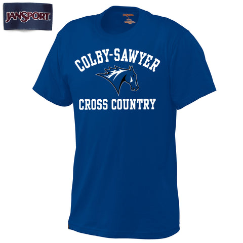 Colby-Sawyer Cross Country T-Shirt