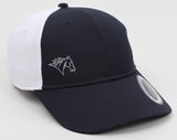 Structured Poly Mesh Tech Cap