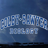 Colby-Sawyer Color Shock Decal