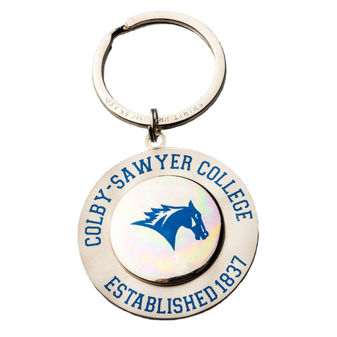 Colby-Sawyer Key Tag