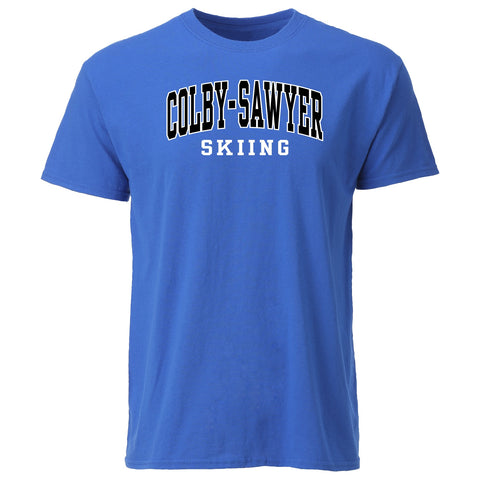 Sports T-Shirt: Skiing