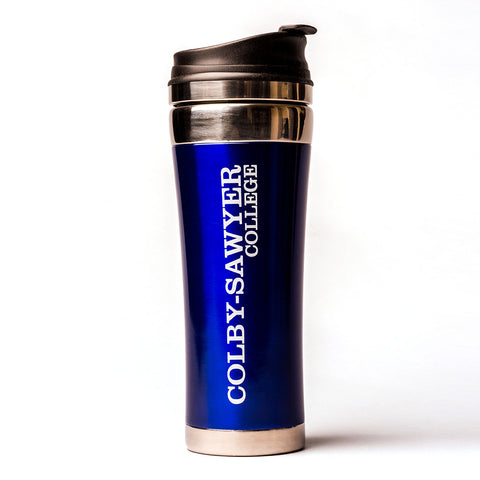 Blue Volcano Insulated Tumbler