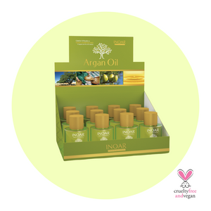 Inoar Argan Oil Display Box