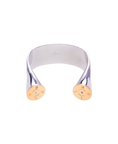 LC80 Bullet cuff  - Two Tone