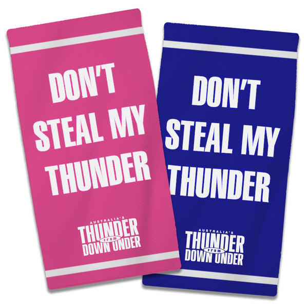 Thunder Beach Towels