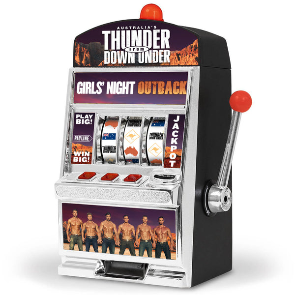Thunder From Down Under Slot Machine